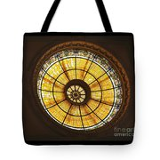 Capital One Bank Building Dome Tote Bag