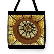 Capital One Bank Dome Close Up Tote Bag