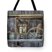 Capital Quarry Cutting Shed Tote Bag