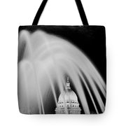 Capital Stained Tote Bag