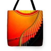 Capital Stairs Tote Bag