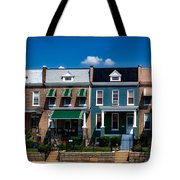 Capital Street Homes Tote Bag