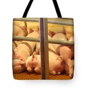 Capitalist Swine Tote Bag