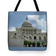 Capitol Building Tote Bag