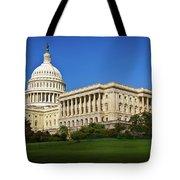 Capitol Building Tote Bag