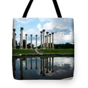 Capitol Columns, National Arboretum Tote Bag