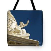 Capitol Frieze Sculpture Tote Bag