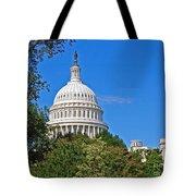 Capitol Gains Tote Bag