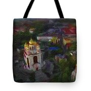 Capitol Graounds Tote Bag