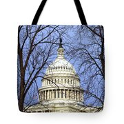 Capitol Tote Bag