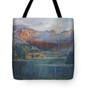 Capitol Peak Rocky Mountains Tote Bag