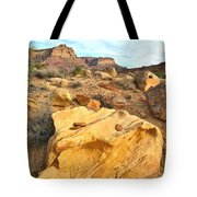 Capitol Reef Evening Tote Bag