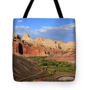 Capitol Reef State Park, Utah Tote Bag