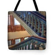 Capitol Stairwell Tote Bag