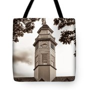 Capitol Time - Sepia Tote Bag