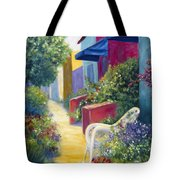 Capitola Dreaming Tote Bag