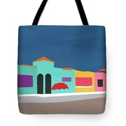 Capitola Venetian- Art By Linda Woods Tote Bag