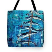 Caplin Tote Bag