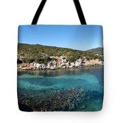 Capo Caccia Sardinia Tote Bag