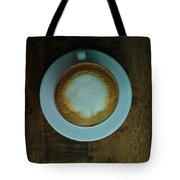 Cappuccino In A Cup Tote Bag