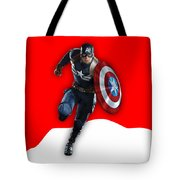 Captain Collection Tote Bag