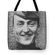 Captain Eddie Rickenbacker Tote Bag
