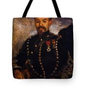 Captain Edouard Bernier 1871 Tote Bag