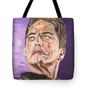 Captain Jack Harkness Tote Bag
