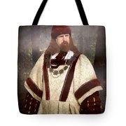 Captain Of The Guild Of St. Maurice Tote Bag
