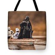 Captain Vader Tote Bag