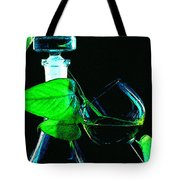 Captains Decanter Tote Bag by Paul Wear