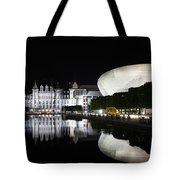 Captial Reflection Tote Bag
