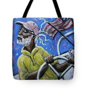 Captin Percy Tote Bag