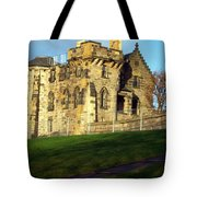 Caption Hill Building Tote Bag
