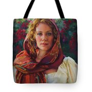 Captivated Tote Bag