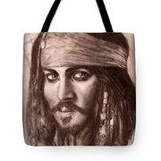 Capt.jack Tote Bag by Jack Skinner