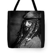 Capt'n Jack Tote Bag