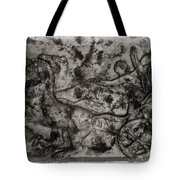 Captured Chariot Tote Bag