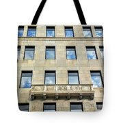 Captured Clouds Tote Bag