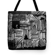 Captured Flight Tote Bag