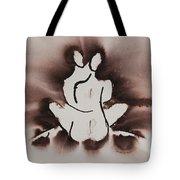 Captured Divine Love Series No. 1014 Tote Bag