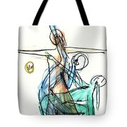 Captured Movements Tote Bag