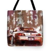 Car 001 Tote Bag