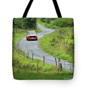 Car 88 Donegal International Rally Tote Bag