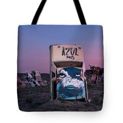 Car Forest Tote Bag