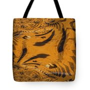 Car Inthe Kaleidoscope Tote Bag