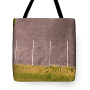 Car Parking Bays Tote Bag