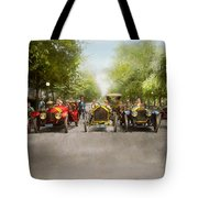 Car - Race - Hold On To Your Hats 1915 Tote Bag