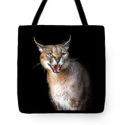 Caracal Hissy Fit Tote Bag
