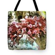 Carambola Flower Tote Bag
